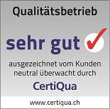 Bühler Maler & Gipser AG - CertiQua Firmendetails